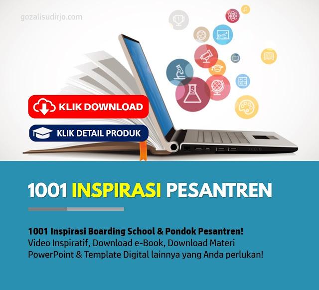 Download Produk Digital 1001 Inspirasi Pesantren di Era Revolusi Industri 4.0