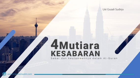 4 Mutiara Kesabaran | Download Powerpoint