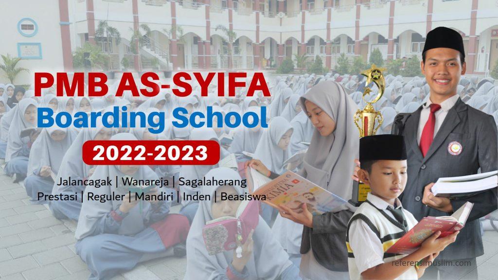 pmb assyifa 2022-2023
